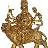 Lovely Brass Ambaji Maa