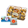 Baskin Robbins Gift Card with Ferrero Rocher