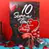 10 Time Take My Heart Away Greeting Card